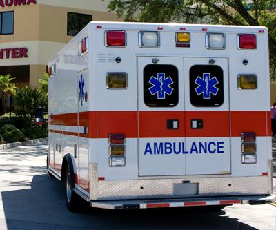 ambulance decal printing service Montgomery County PA